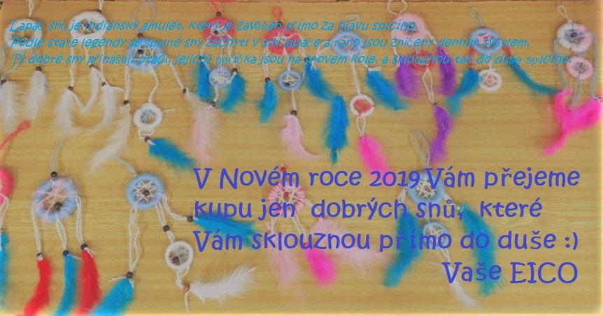 Přejeme Vám do roku 2019 jen samé dobré sny  ) Vaše EICO c45a395bd3d